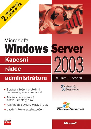 Microsoft Windows Server 2003 | William R. Stanek
