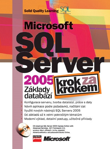 Microsoft SQL Server 2005: Základy databází | Solid Quality Learning
