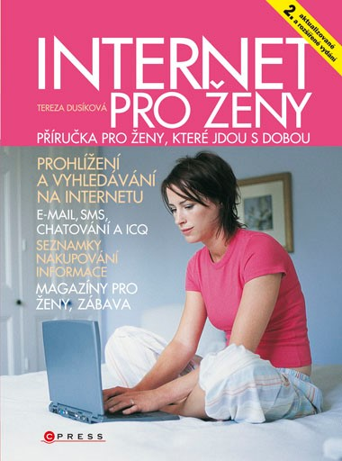 Internet pro ženy | Tereza Dusíková