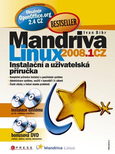 Mandriva Linux 2008.1 CZ + 4 DVD | Ivan Bíbr
