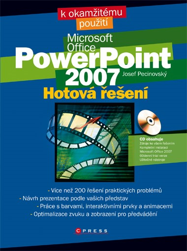 Microsoft PowerPoint 2007   Josef Pecinovský