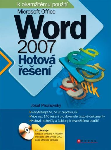 Microsoft Office Word 2007 | Josef Pecinovský