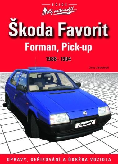 Škoda Favorit, Forman, Pick-up | Jerzy Jalowiecki