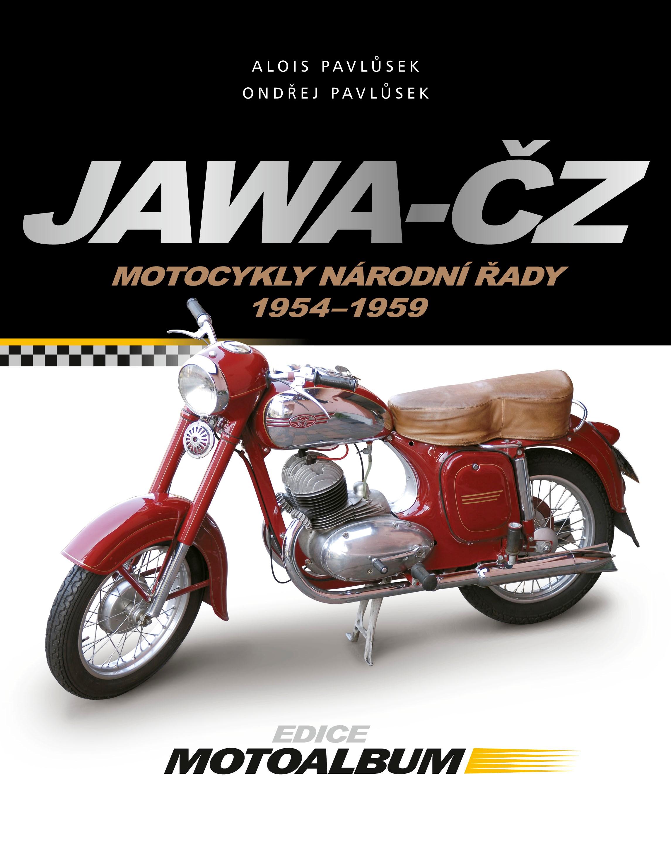 Jawa - ČZ | Alois Pavlůsek, Ondřej Pavlůsek