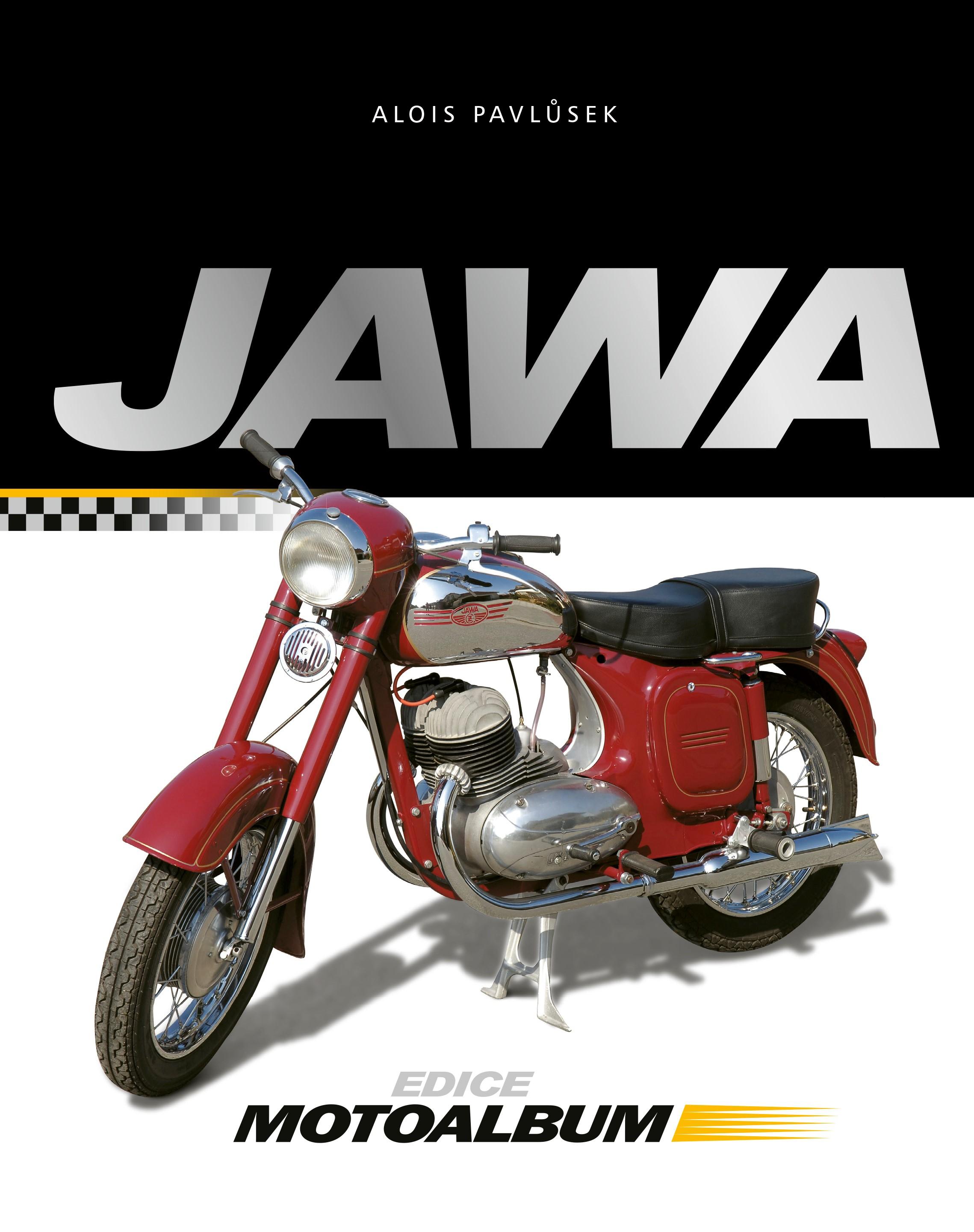 JAWA  (MOTOALBUM)