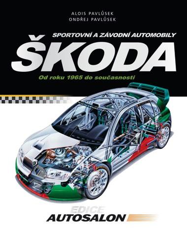 Sportovní a závodní automobily Škoda | Alois Pavlůsek, Ondřej Pavlůsek