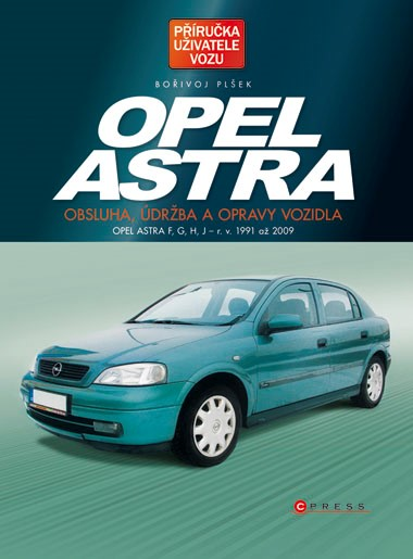 Opel Astra | Bořivoj Plšek