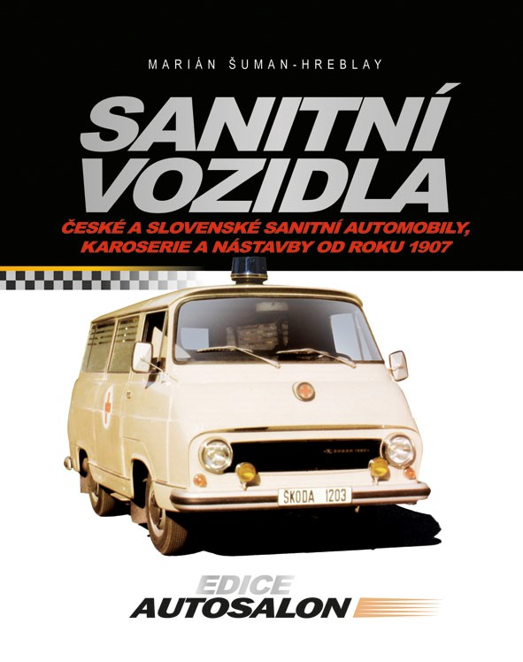 Sanitní vozidla | Marián Šuman-Hreblay