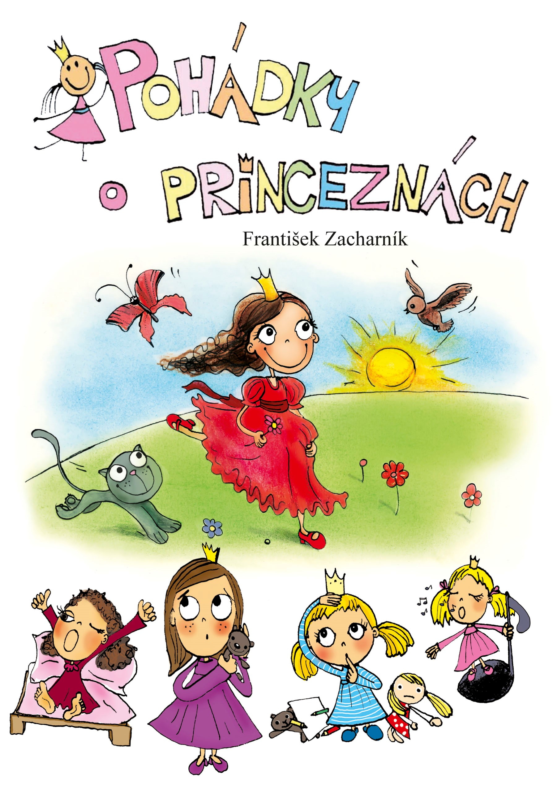 Pohádky o princeznách | František Zacharník