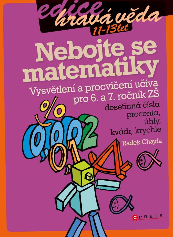 Nebojte se matematiky! | Radek Chajda