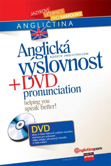 Anglická výslovnost + DVD | Anglictina.com
