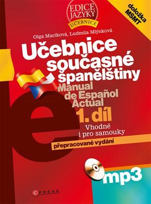Učebnice současné španělštiny, 1. díl + mp3