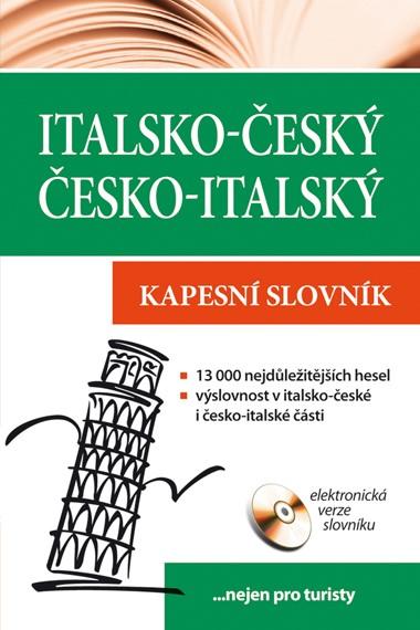Italsko-český/ Česko-italský kapesní slovník | TZ-one