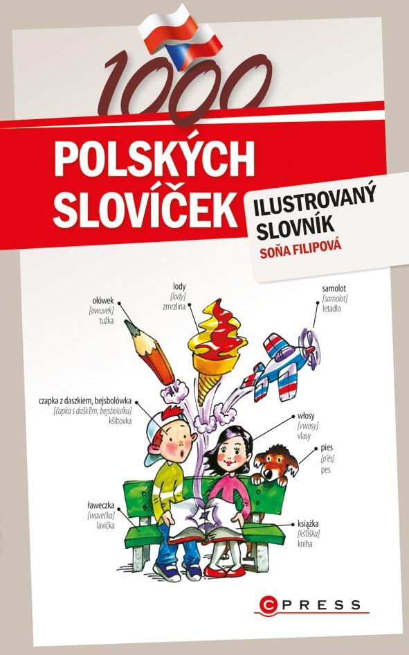 1000 POLSKÝCH SLOVÍČEK-ILUSTROVANÝ SLOVNÍK