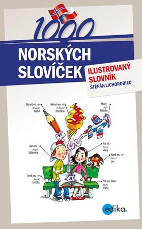 Štěpán Lichorobiec – 1000 norských slovíček