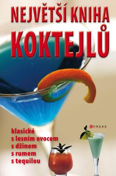 Největší kniha koktejlů
