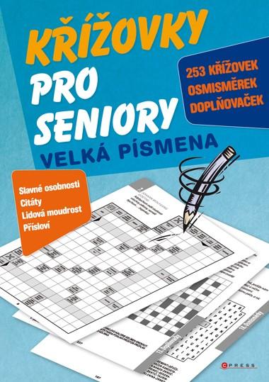 Křížovky pro seniory | Dagmar Tomaszková