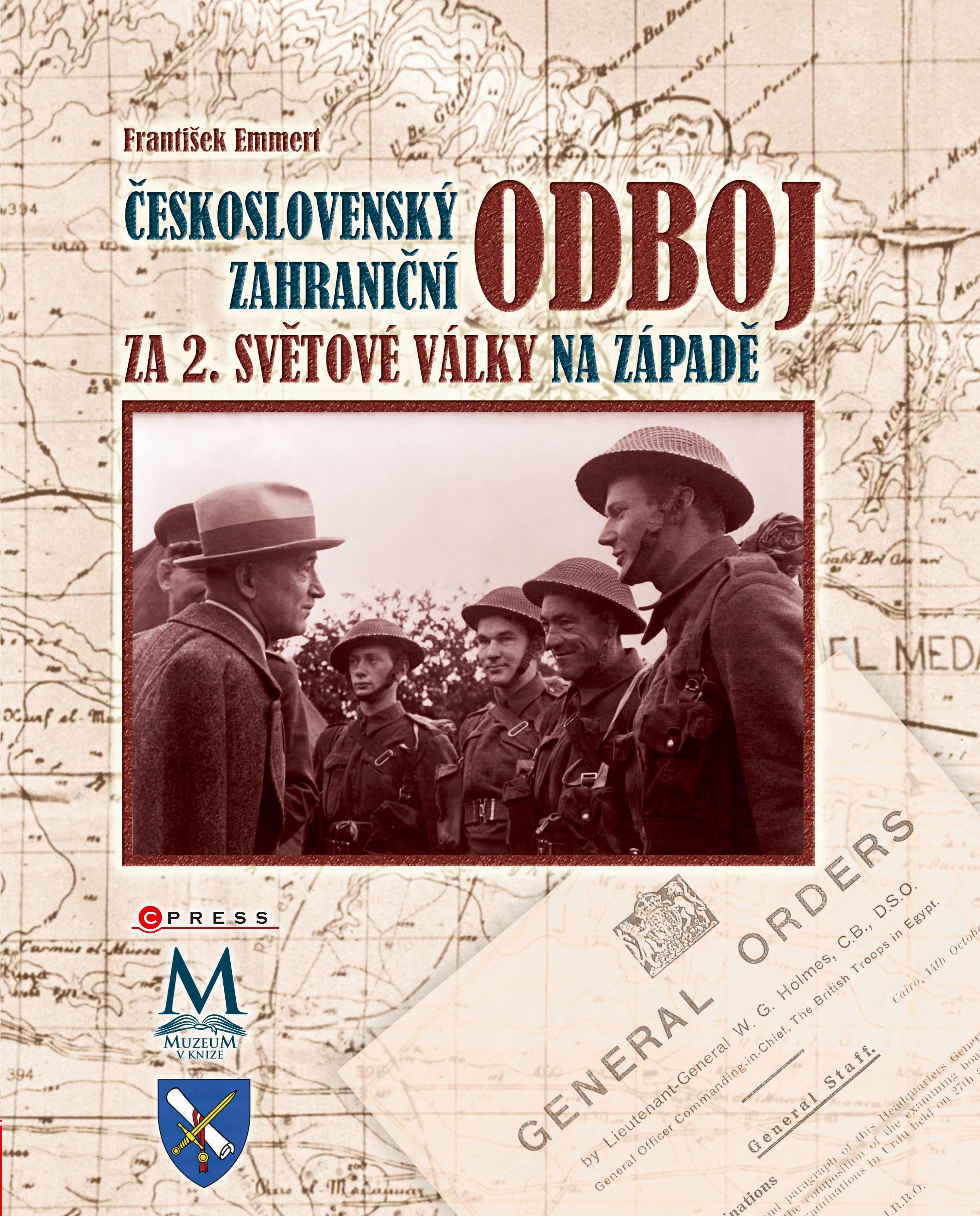 Československý zahraniční odboj za 2.světové války | František Emmert