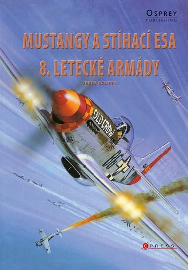 Mustangy a stíhací esa 8. letecké armády