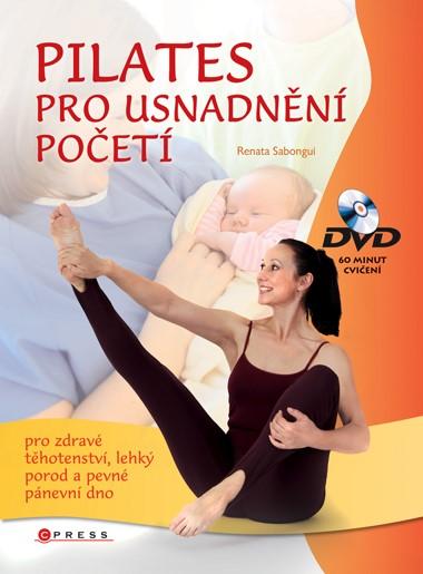 Pilates pro usnadnění početí + DVD | Renata Sabongui