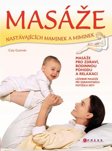 Masáže nastávajících maminek a miminek | Caty Guzmán