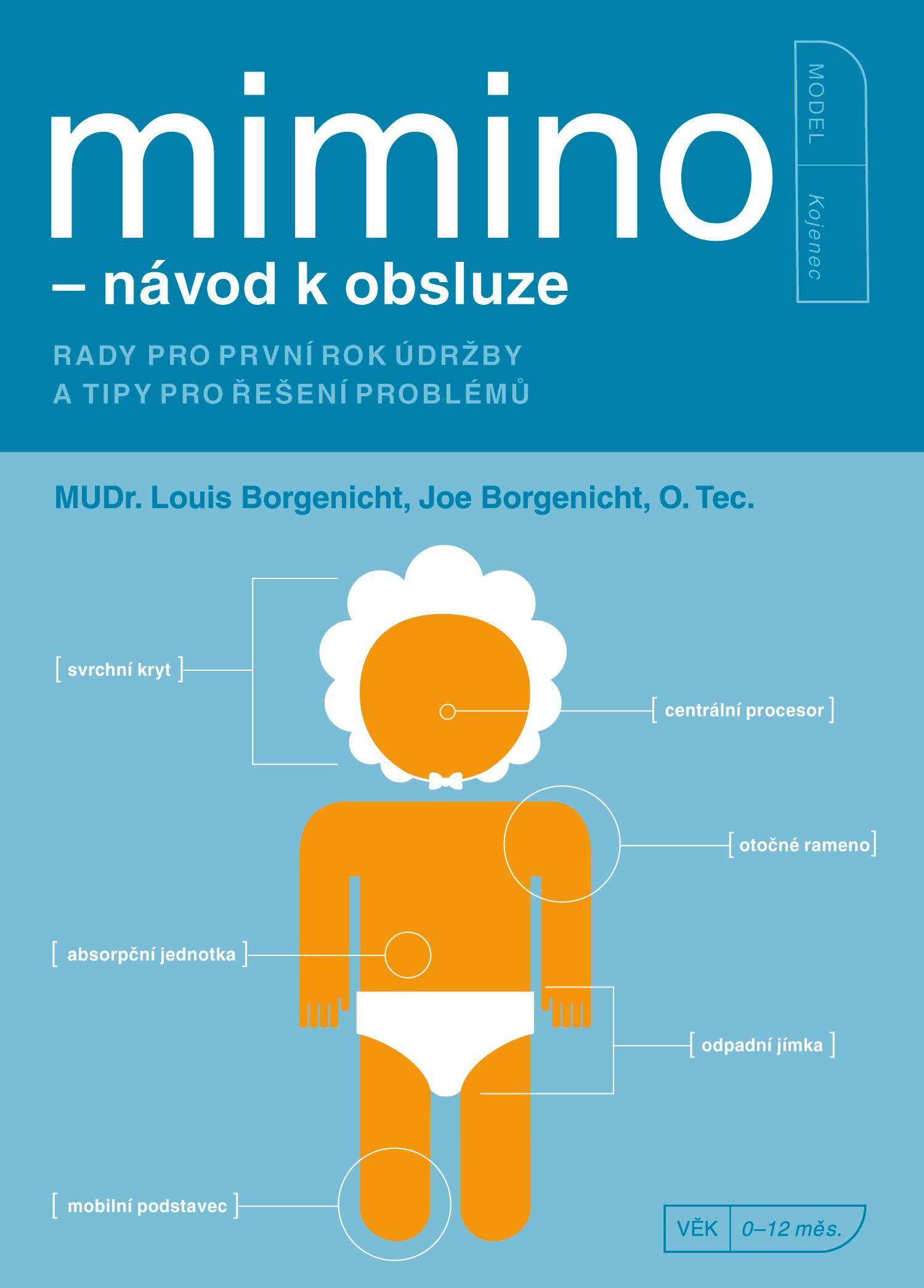 Mimino - návod k obsluze | Louis Borgenicht, Joe Borgenicht