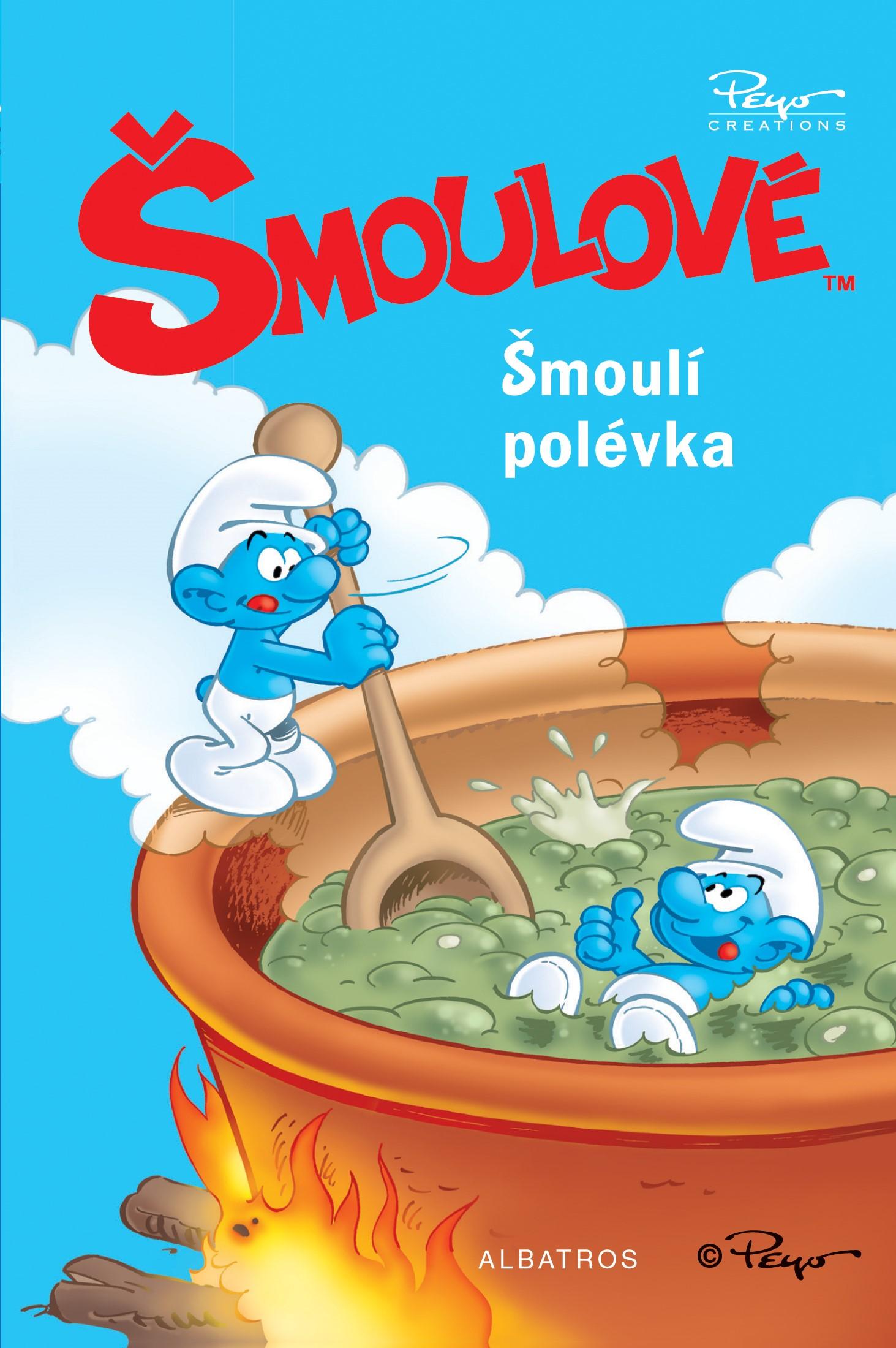 Šmoulí polévka | Peyo, Peyo