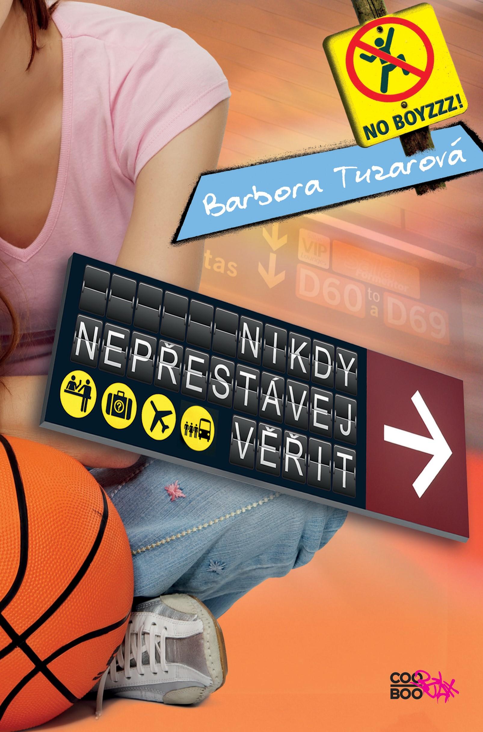 Nikdy nepřestávej věřit | Barbora Tuzarová