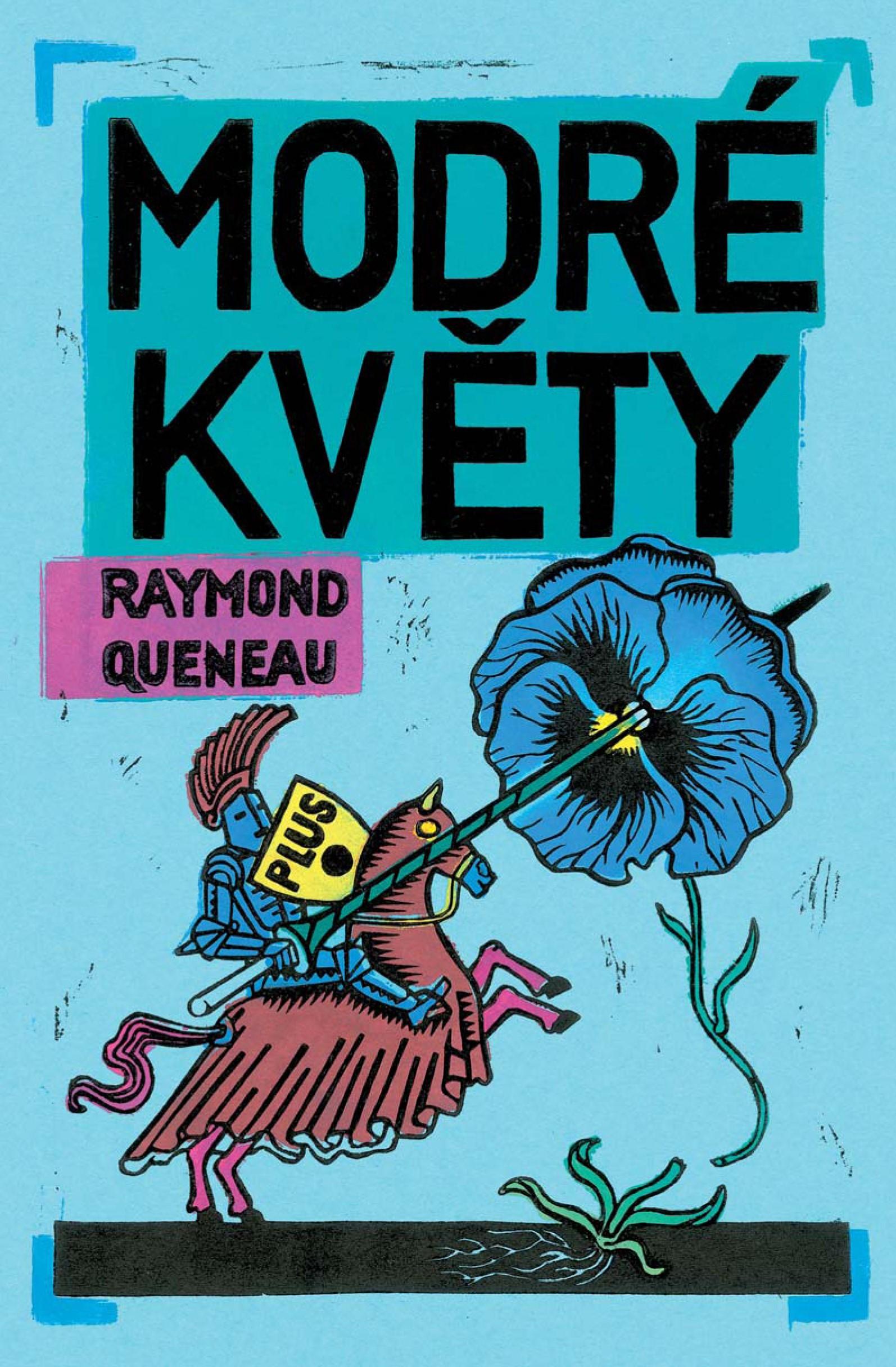 Modré květy | Raymond Queneau