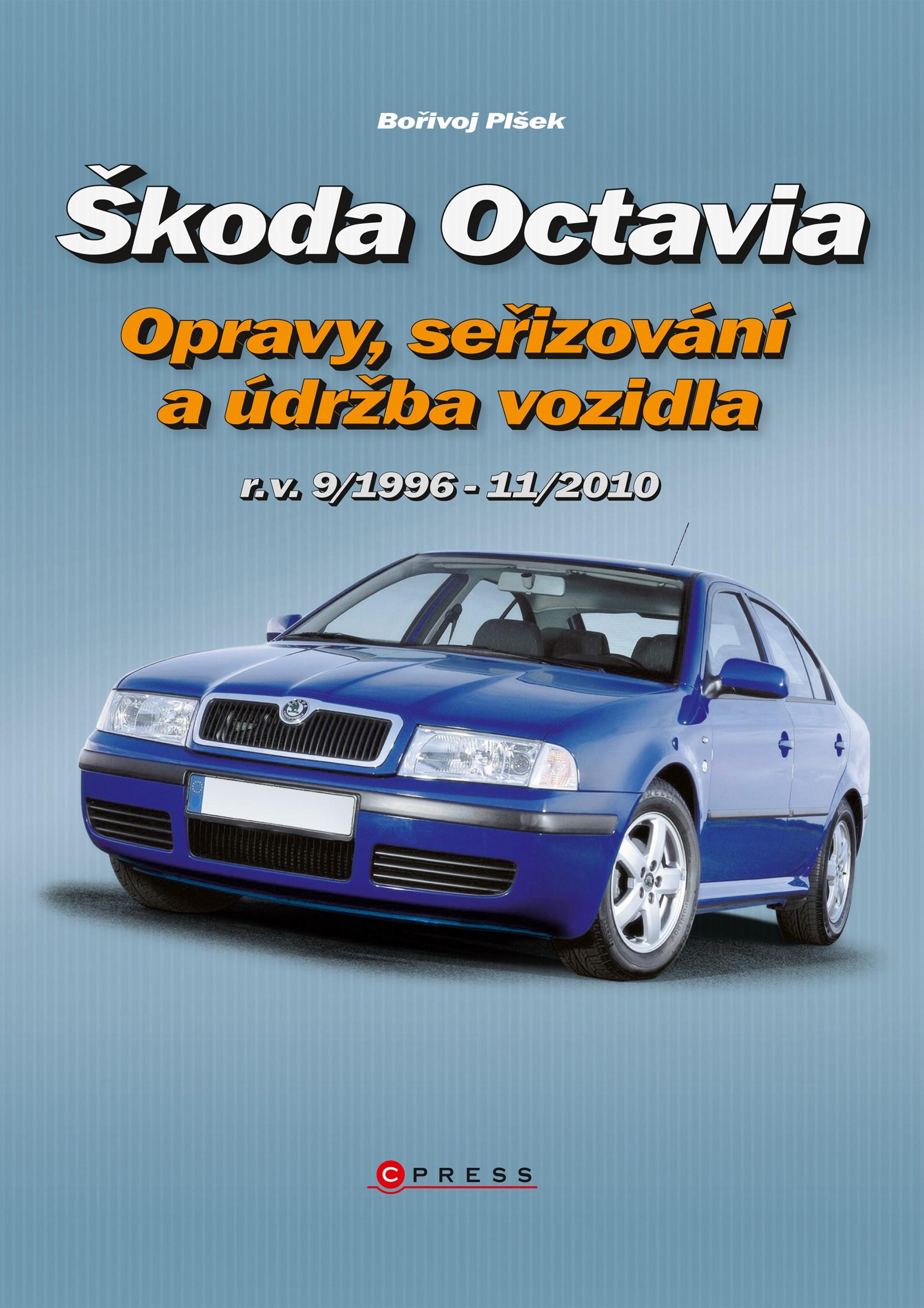 Škoda Octavia | Bořivoj Plšek