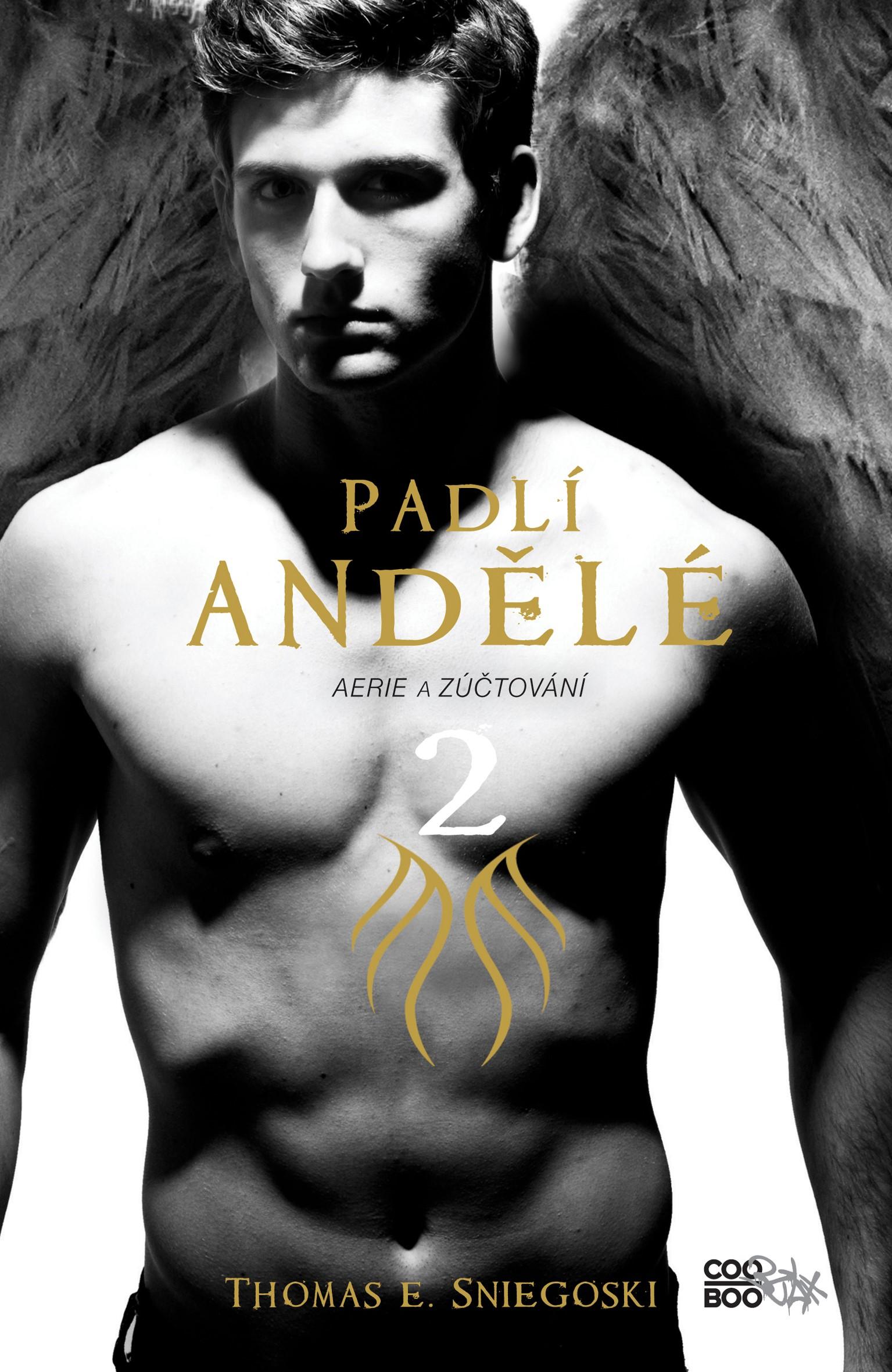 Padlí andělé 2 - Aerie a Zúčtování | Thomas E. Sniegoski