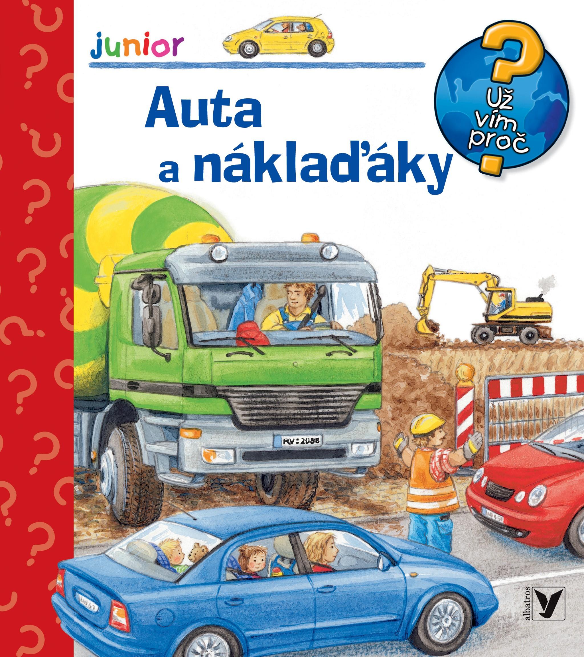 Auta a náklaďáky