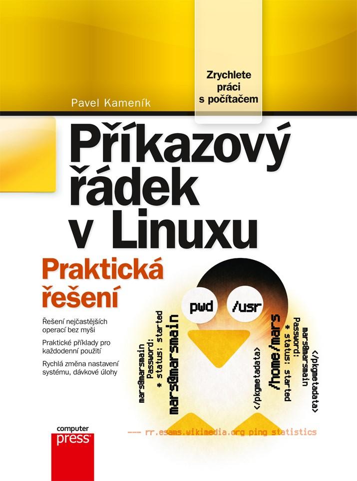 Příkazový řádek v Linuxu | Pavel Kameník