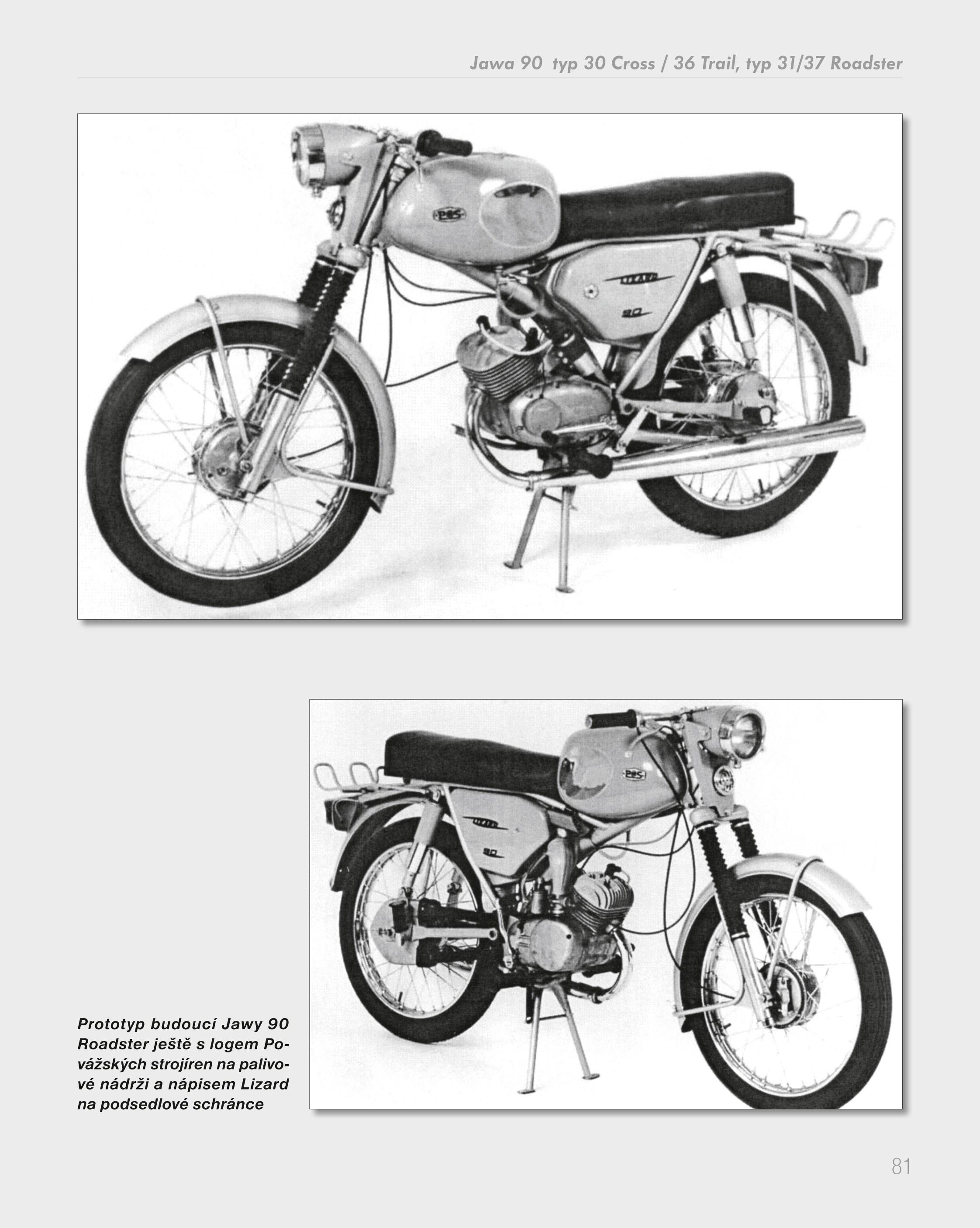 Motocykly Jawa 50 90 Cm3 Albatrosmedia Cz