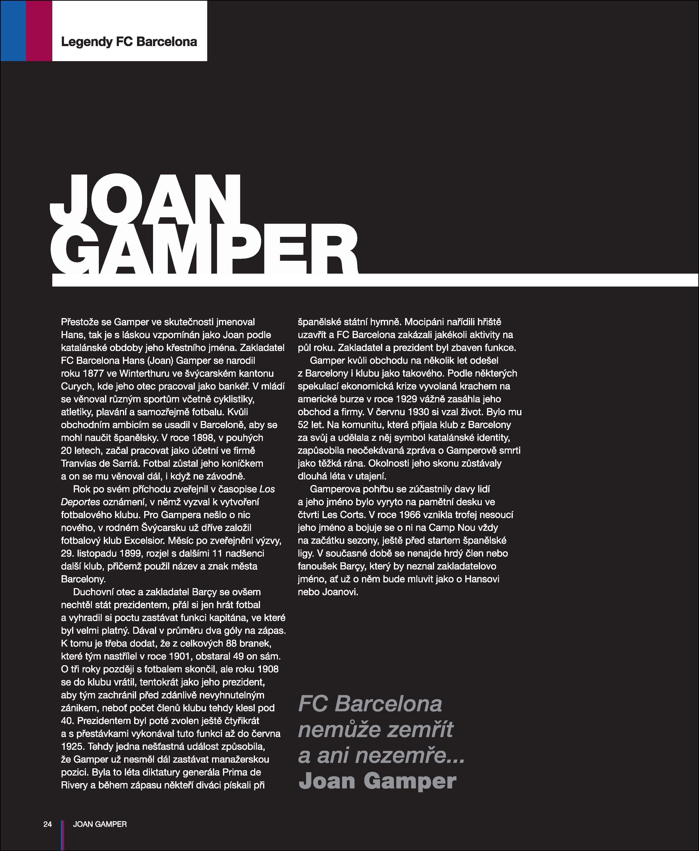 59b362232a211 Barca: oficiální ilustrovaná historie FC Barcelona ·  0038891009_strana_022.jpg · 0038891009_strana_024.jpg